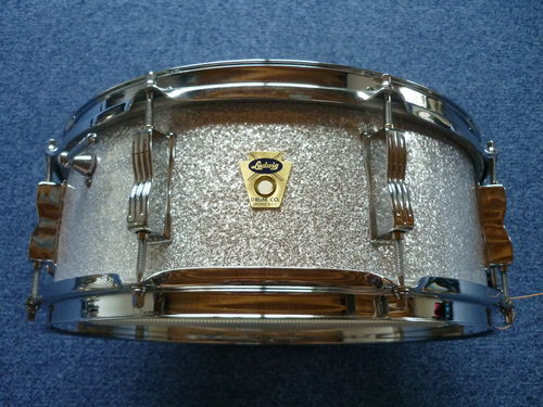 "Ludwig Jazz Festival 1960's re-wrap 14"" x 5"""