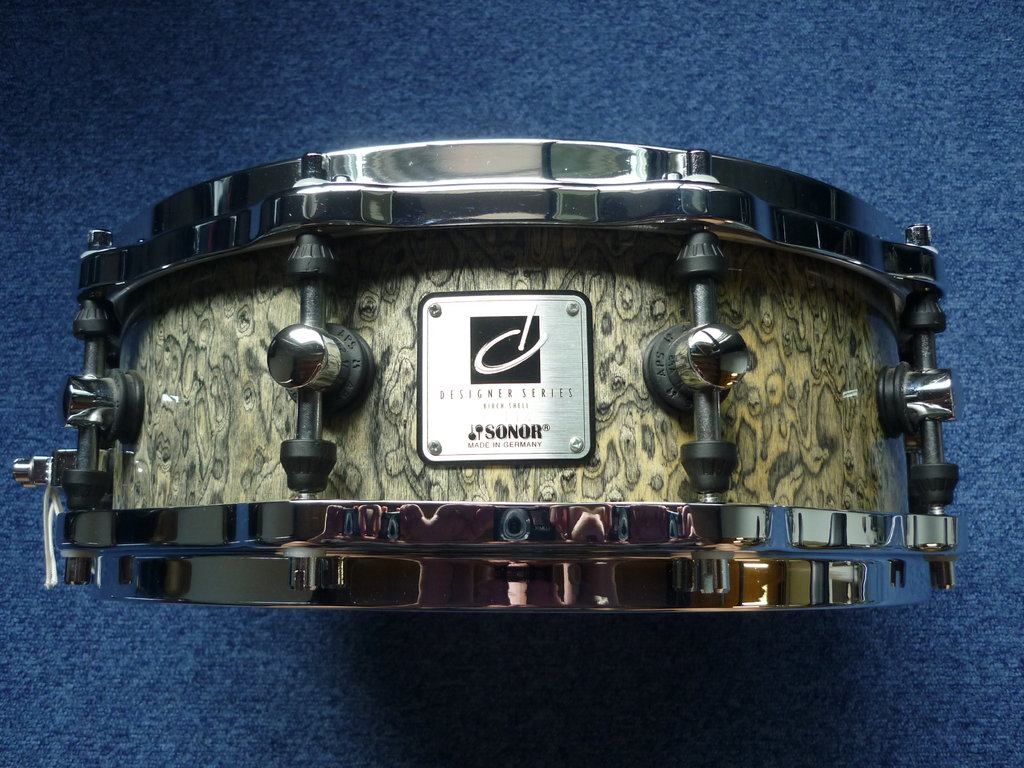 ea1f8f0a16ac SONOR Designer Birch Snare DS-1405B - Purple Chord Classic Drums ...