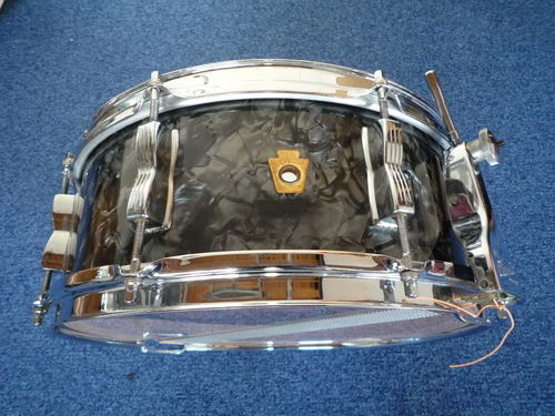 "1950's WFL Ludwig Classic snare drum 14"" x 5"" bdp"