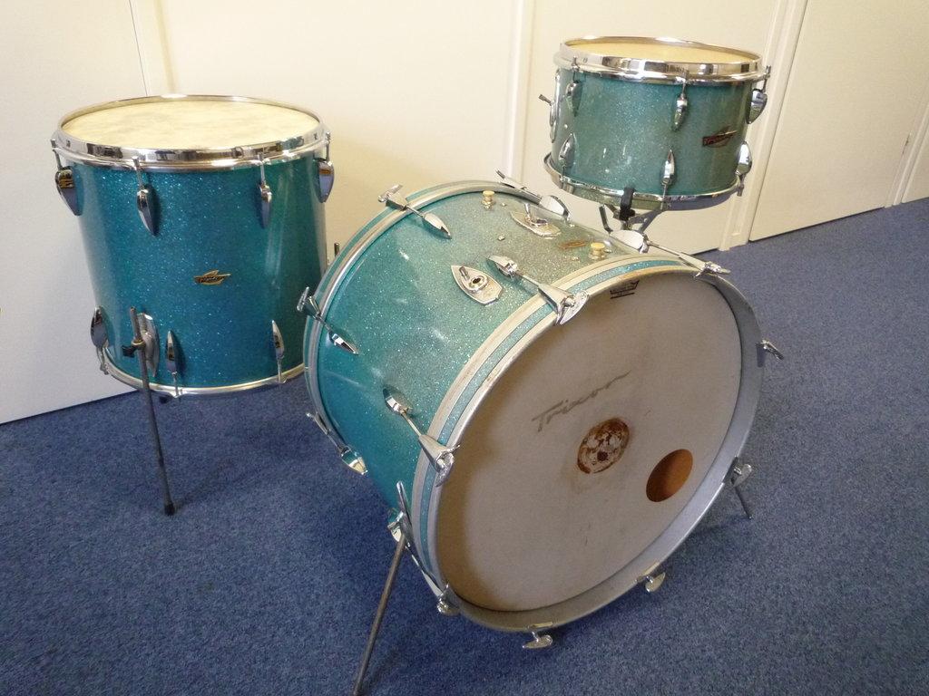 Trixon Luxus drumset 22