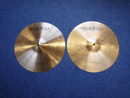 "16"" Istanbul Traditional Light Hi-Hat"