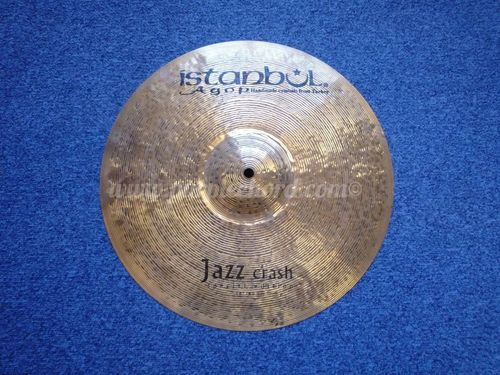 "16"" Istanbul Special Edition Jazz Ride, 1062 grams"