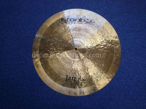 "24"" Istanbul Special Edition Jazz Ride TW, 2946 grams"