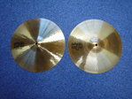 "14"" Paiste Giant Beat Hi-Hat cymbals set, reissue, 1197 - 962 grams, from 2011"