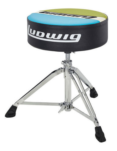 Ludwig ATLAS Classic Round Throne LAP49TH