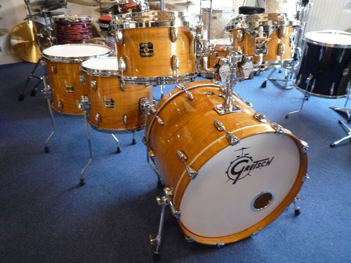 Gretsch Renown Purewood Hickory drumset, Ltd edition (35 made)
