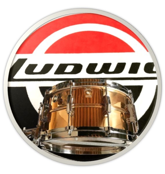 Ludwig_Modern_Used_Drums_for_Sale