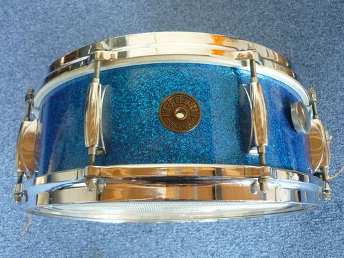 1960's Gretsch snare drum Mod. 4157, 6-ply RB