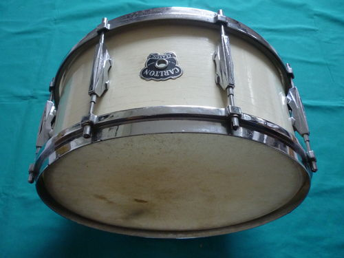 "Carlton Classic snare 14"" x 6,5"" post war"