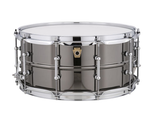 Black Beauty Brass Shell Snare Drums LB417T