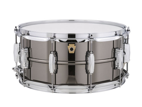 Black Beauty Brass Shell Snare Drums LB417