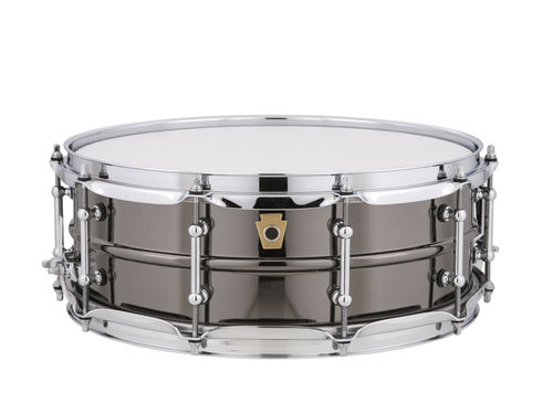 Black Beauty Brass Shell Snare Drums LB416T