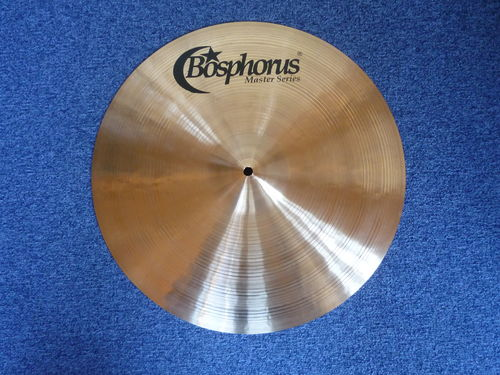 "18"" Bosphorus Master Series Crash, 1190 grams"
