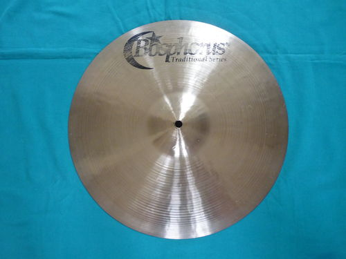 "16"" Bosphorus Traditional Paper Thin Crash 890 gr."
