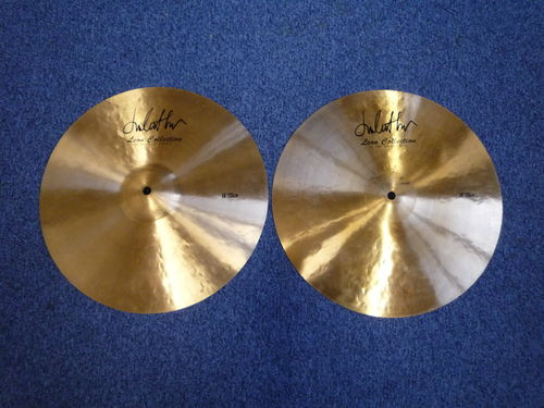 "14"" Leon Collection by Impression Hi-Hat, 1100 - 874 grams"