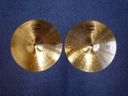 "14"" Paiste Twenty Hi-Hat, 1442 and 1067 grams"
