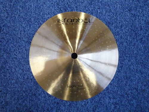 "8"" Istanbul Agop Traditional Splash, 162 grams"