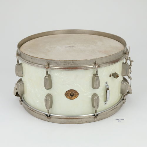 "Slingerland Radio King Hollywood Ace Swing Model 1-ply snare drum 14"" x 8"" WMP"