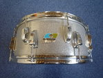 "Ludwig Custom snare drum 15"" x 6,5"", 6-ply shell"