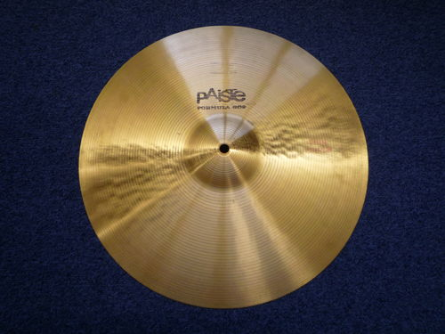 "16"" Paiste 602 Thin Crash, 1079 grams, from 1980"