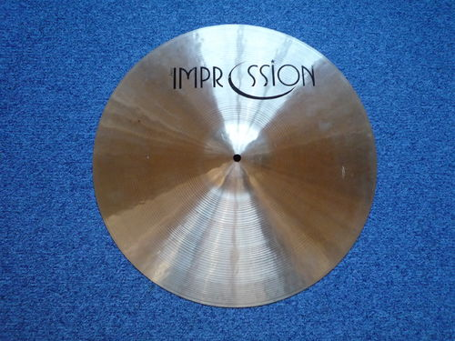 "19"" Impression Jazz Ride, 1487 grams"