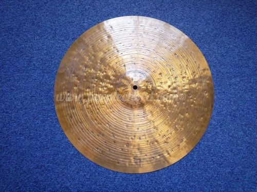 "20"" Istanbul 30th Anniversary Ride, 1797 grams"