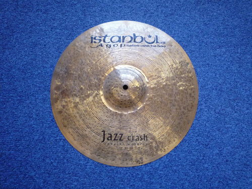 "18"" Istanbul Special Edition Jazz Ride"