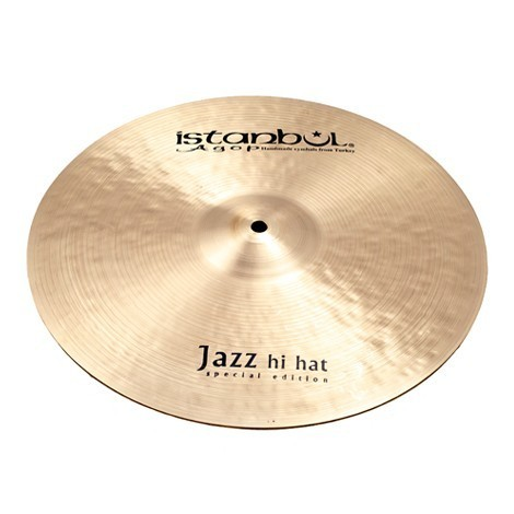 "15"" Istanbul Special Edition Jazz Hi-Hat"