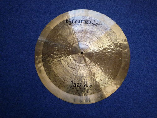 "22"" Istanbul Special Edition Jazz Ride TW"