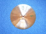 "15"" Paiste 505 Crash green logo, 886 grams"