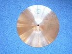 "16"" Paiste 505 Crash green logo, 1016 grams from 1985"