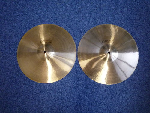 "14"" Paiste Super Hi-Hat, 567-564 grams"