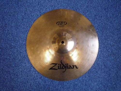 "14"" Zildjian ZBT Bottom Hi-Hat, 1018 grams"