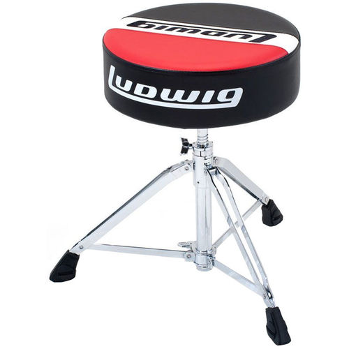 Ludwig ATLAS PRO Round Throne LAP51TH
