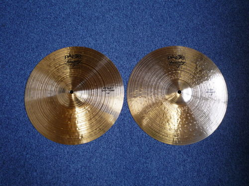 "14"" Paiste Twenty Hi-Hat, 1478 and 1158 grams"