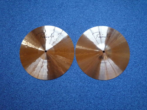 "14"" Paiste Dimensions Thin Heavy Hi-Hat cymbals set, 1394 & 871 grams"