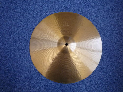 "18"" Paiste 602 Concert black logo, 1784 gr, from 1978"
