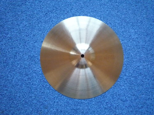 "13"" Paiste 602 Bottom Hi-Hat, 790 grams from 1960's"