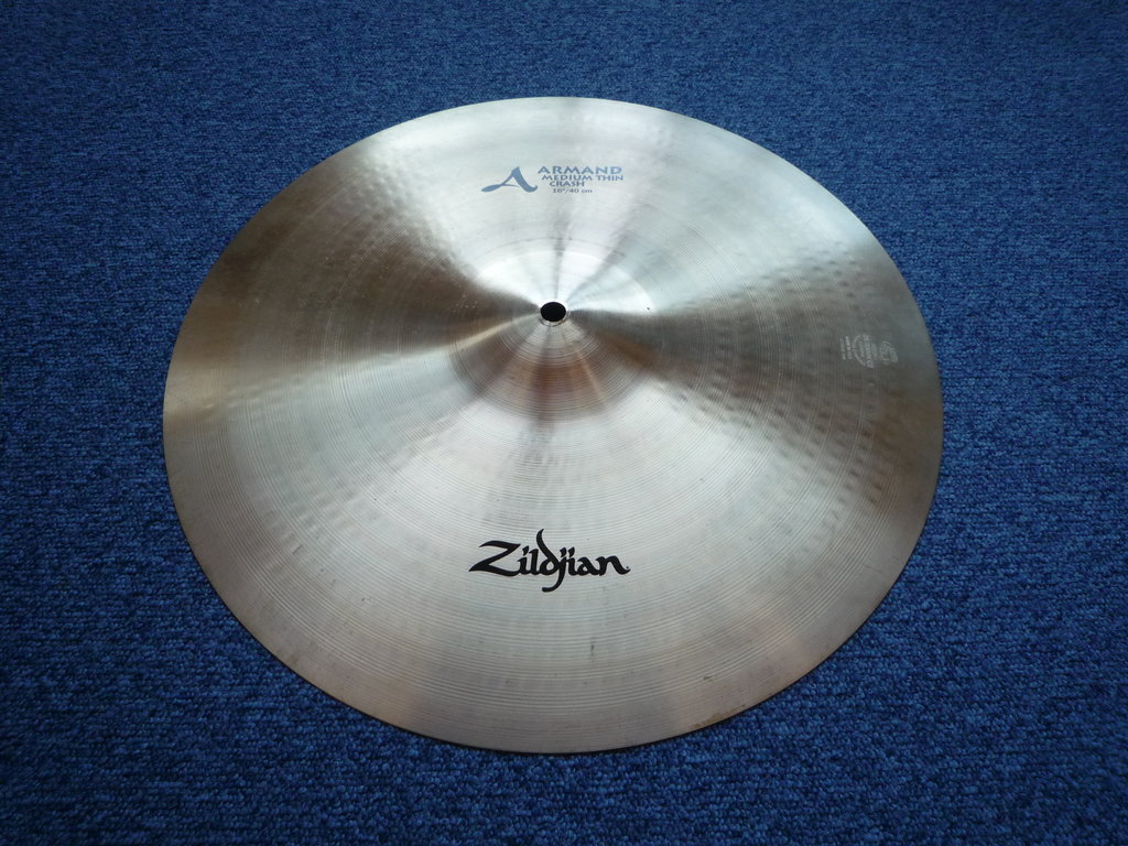 16 zildjian armand medium thin crash 1012 grams purple chord classic drums cymbals. Black Bedroom Furniture Sets. Home Design Ideas