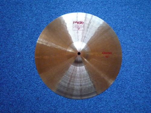 "14"" Paiste 2002 Crash red logo, 764 grams"
