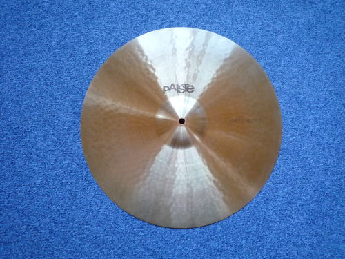 "18"" Paiste Sound Creation Bright Medium, from 1978"