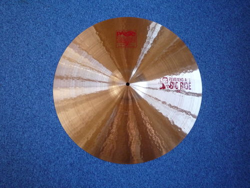 "24"" Paiste 2002 Reverend Al's Big Ride, 2945 grams"