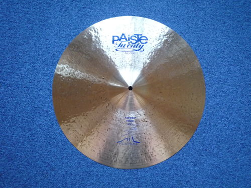 "20"" Paiste Twenty Masters Collection Sweet ride ""Bluebird"", 2256 grams"