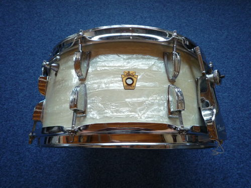 "1960's Ludwig New Classic Ray McKinley snare drum 14"" x 6,5"" WMP"