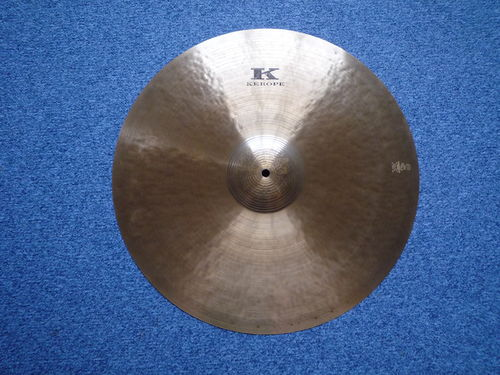 "20"" Zildjian Kerope Medium ride, 2170 grams"