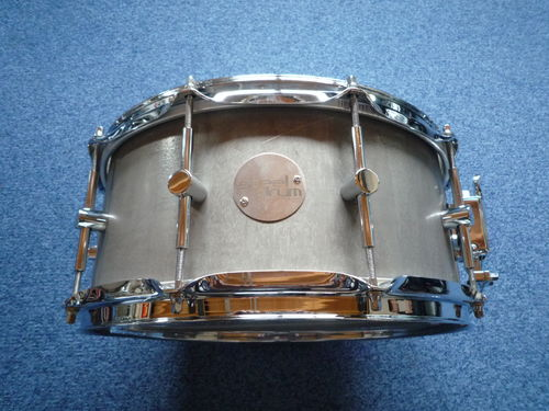"SteelDrum Iron Snare Drum 14"" x 6,5"""