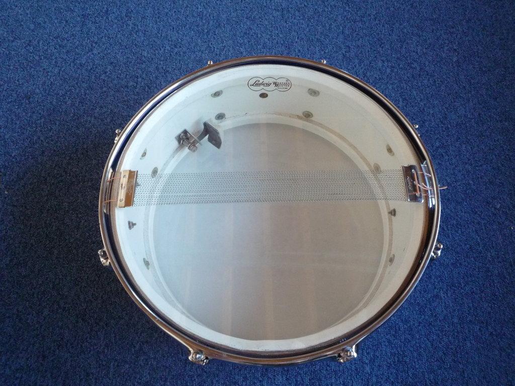 Jazz Snare Drum Head : 1966 ludwig jazz festival snare drum 14 x 5 blue sparkle ~ Vivirlamusica.com Haus und Dekorationen
