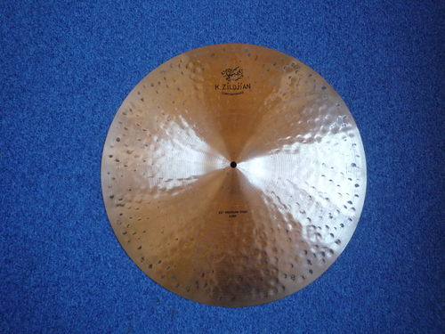 "22"" Zildjian Constantinople Medium Thin Low 2358 grams, demo"