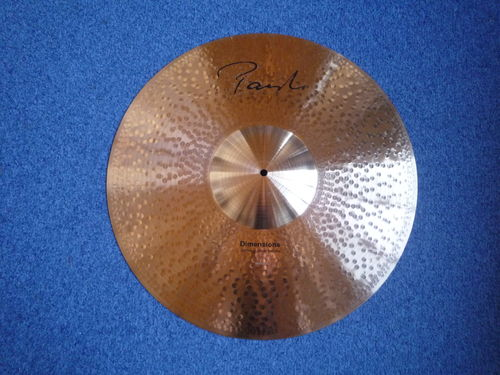 "24"" Paiste Dimensions Mega Power Bell ride, 4875 grams"