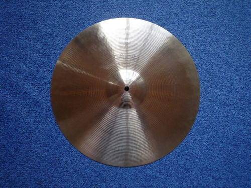"16"" Paiste 602 Medium Ride, 1363 grams, from 1975"